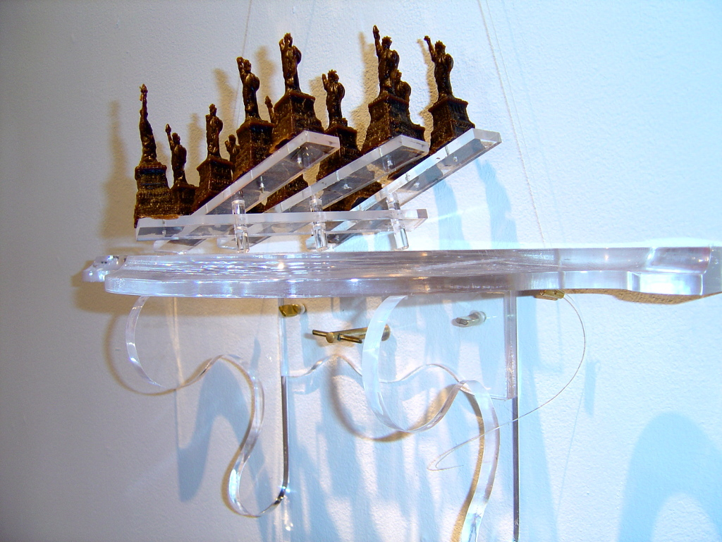 Liberty Enlightening the World, 2004